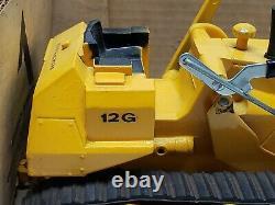 1/16 Scale Ertl Allis Chalmers 12G Crawler Loader In Bubble Box RARE
