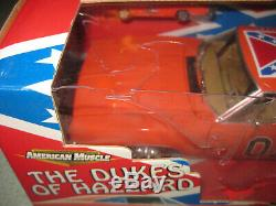 1/18 1969 DODGE CHARGER Dukes of Hazard GENERAL LEE +1/64 scale car included