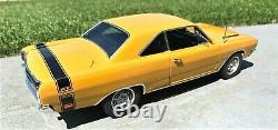 1/18 SCALE, YCID #5, 1969 DODGE DART 440, 1 of 69, NEW RELEASE, ALMOST GONE
