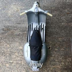 1/3 Scale Collectible Piaggio Vespa gs150 Motorcycle Diecast Scooter Car Model