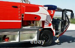 1/43 Scale CARMICHAEL COBRA 3 Airport Fire Truck Diecast Model Toy Collection