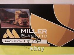 1.50 Scale WSI MILLER PLANT DAF LOWLOADER