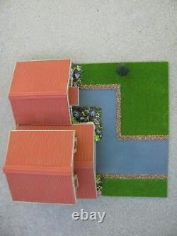 1/64 Scale Scratchbuilt House Diorama Built By Adam Gorman