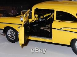118 Scale GMP/Acme 1957 Chevrolet 210 Tribute, Hollywood Knights, # A1807006