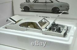 118 Scale Holden Monaro HK Street Machine White Autoart Model Cars Diecast
