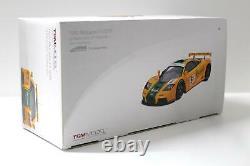 118 True Scale TSM 1995 McLaren F1 GTR Le Mans 24h #51 Mach One Racing Harrods