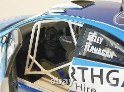 118 scale DONAGH KELLY / FLANAGAN GALWAY RALLY 2015 FORD FOCUS WRC code3