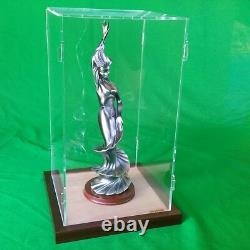 14 x 14 x 28 inch display case for Hot Toy Figures 1/6 Scale, Statue, Doll Dolls