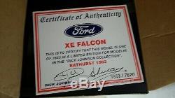 1983 XE Falcon Dick Johnson Greens Tuf Trees Car #17 Biante 1 18 scale