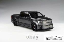 2017 FORD SHELBY F-150 W BED COVER 1/18 scale DIECAST CAR