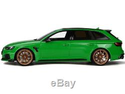 2019 Audi RS4 Avant ABT Viper GT Spirit 1/18 scale Resin Toy Collectible Model