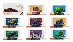 2020 Hot Wheels Id Cars Series 2 Sealed case of 16, 1/64 Scale FXB02-999P