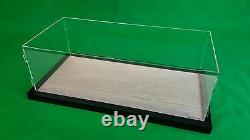 25 x 12 x 7 Acrylic Display Case for 18 scale Pocher Testarossa and model cars