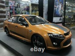 300197 Ford Falcon Fpv Gt-f Victory Gold 118 Die Cast Scale Model Car