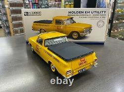 37865 Holden Eh Utility Golden Fleece Heritage Collection 118 Scale Model Car