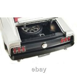 ACME A1801842 1969 Ford Mustang Boss 302 Street Fighter REDLINE Scale 118