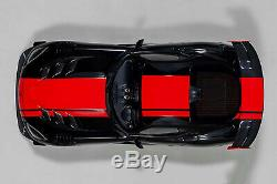 AUTOart 71732 Dodge Viper GTS-R Commemorative Ed. Blck withRed Stripes 118 Scale
