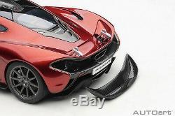 AUTOart 76062 McLaren P1 (Volcano Red) 118TH Scale