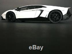 AUTOart Lamborghini Aventador LP720-4 SV 1/18 Scale Car Toy 50th Anniversary E