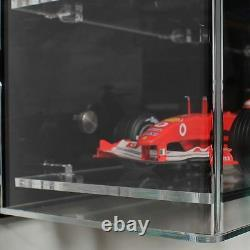 Acrylic Wall Display Case for Three 118 Scale Model Cars