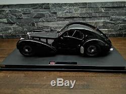 Amalgam Bugatti T57 SC Atlantic Ralph Lauren 1/8 Scale
