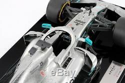 Amalgam Mercedes-AMG F1 W10 EQ Power+ 2019 118 Scale Models