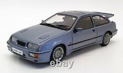 Autoart 1/18 Scale Model Car 72863 Ford Sierra RS Moonstone Blue