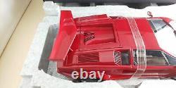 Autoart Lamborghini Countach 25th Anniversary Edition, Red 118th Scale 74534