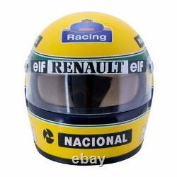 Ayrton Senna Collection Mini F1 Helmet 1994 12
