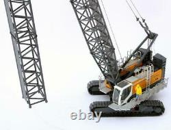BYMO 25027/2 BAUER Cable Crane MC96 with Hook Diecast Scale 150