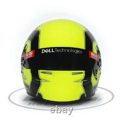 Bell Lando Norris 2021 Helmet 1/2 Scale Lando Norris 2021 season model helmet