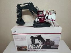 Bucyrus RH340 Mining Backhoe Excavator Brami 150 Scale Model #25011