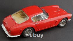CMC 1/18 Scale Diecast M-046 Ferrari 250 Gt Berlinetta Passo Corto Swb 1961 Nib