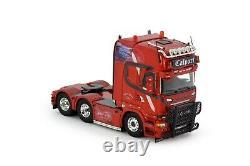 Calport Scania R-Series Topline 6X2 Tekno 76223 150 Scale Model UK Livery