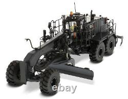 Caterpillar 150 Scale Diecast Model Replica 18M3 Motor Grader Black 85522 CAT