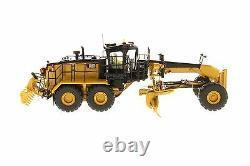 Caterpillar 150 scale Cat 18M3 Motor Grader Diecast Masters 85521
