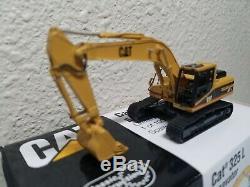 Caterpillar Cat 325L Excavator CCM Brass 187 Scale Model New