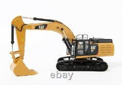 Caterpillar Cat 349E LME Mass Excavator CCM 148 Scale Diecast Model New