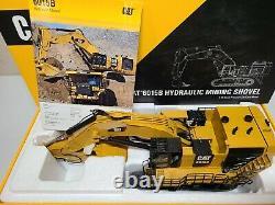 Caterpillar Cat 6015B Mining Excavator CCM 148 Scale Diecast Model