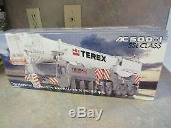 Conrad Terex Telescoping Crane Ac 500-1 Ssl Class 150 Scale