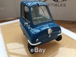 DNA COLLECTIBLES 000010 PEEL P50 resin model 3 wheel car blue 1964 118th scale