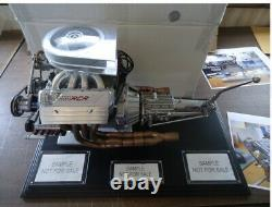 Dale Earnhardt Sr. /Childress NASCAR Aluminum V-8 Engine 14 Scale NEW IN BOX