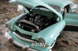 Danbury Mint 1951 Hirohata Mercury George Barris 124 Scale Diecast Model Car