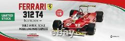 DeAGOSTINI Ferrari 312 T4 Model Full Kit 18 Scale