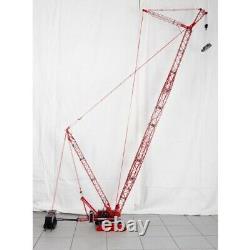 Demag CC8800 Crawler Crane & Boom Booster Mammoet Conrad 150 Scale #410259 New