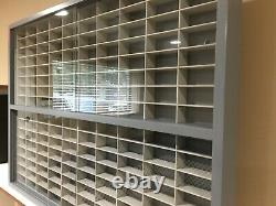 Display case cabinet for 1/64 diecast scale cars (hot wheels, matchbox) 160N1C