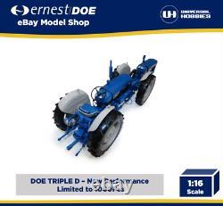Doe Triple D 116 Scale Universal Hobbies PRE-ORDER Estimated FEB 2021