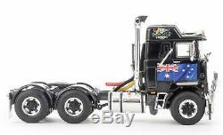 Drake Z01507 MACK F700 6x4 Prime Mover Black Dutch Downunder Scale 150
