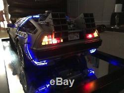 Eaglemoss Build The Delorean Back To The Future 18 Scale Complete Model