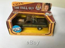 Ertl 1/43 Scale The Fall Guy Motorized Pullback Pickup Truck Die Cast NIP